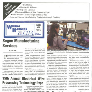 segue manufacturing services recently featured in wiring segue rh segue mfg com wiring harness new holland t1520 wiring harness new holland ts100